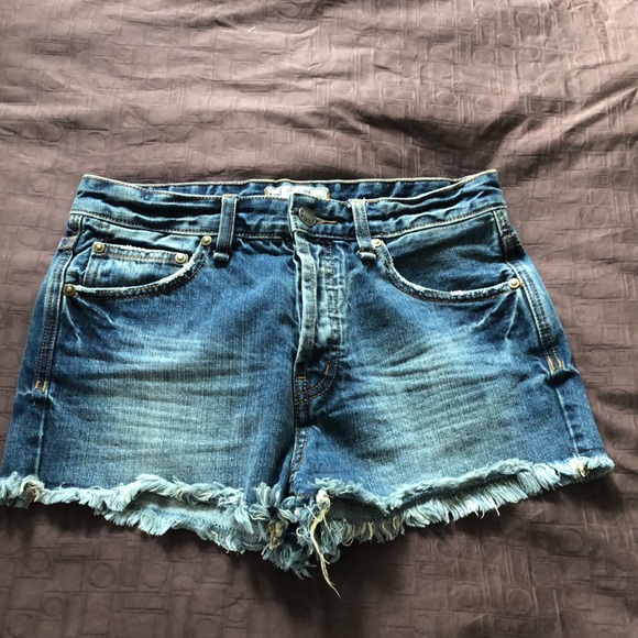 Free People Pants - Free people Jean shorts